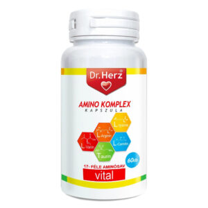 Dr. Herz Amino komplex kapszula – 60db