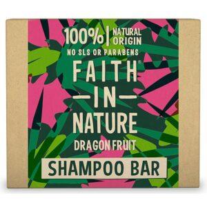 Faith in Nature Sampon Bar – sárkánygyümölcs – 85g