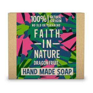 Faith in Nature Sárkánygyümölcs szappan – 100g