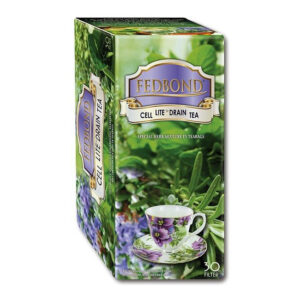 Fedbond Cell-lite Drain tea - 30 filter