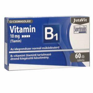 JutaVit B1-vitamin kapszula - 60db
