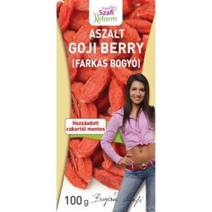Szafi Reform Aszalt Goji berry – 100g