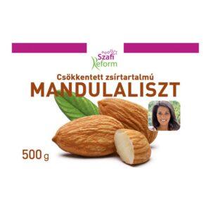 Szafi Reform csökkentett zsírtartalmú mandulaliszt - 500g