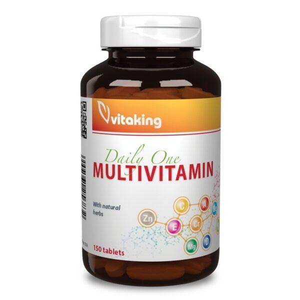 vitaking-daily-one-multivitamin-tabletta-150db