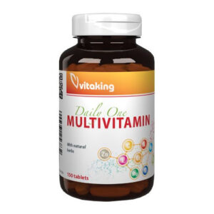 Vitaking Daily One Multivitamin tabletta - 150db