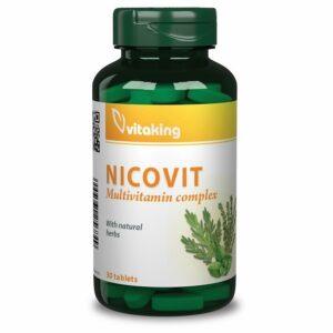 Vitaking nicovit komplex vitamin - 30db