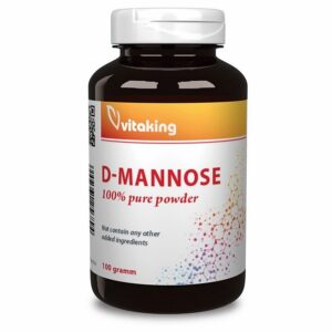 Vitaking D mannose por - 100g