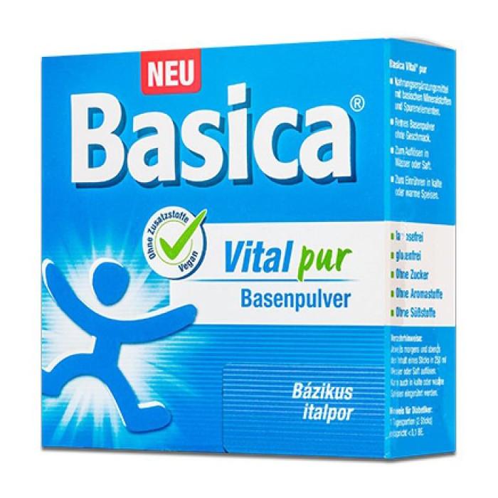 Basica Vital Pur bázikus italpor – 20db