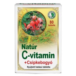 drchen-natur-c-vitamin-csipkebogyo-tabletta-80-db