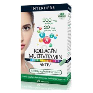 interherb-kollagen-multivitamin-kapszula-30db