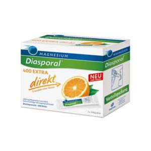 Magnesium Diasporal 400 Extra Direkt granulátum - 100 tasak
