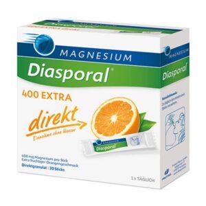 Magnesium Diasporal 400 Extra Direkt granulátum - 20 tasak