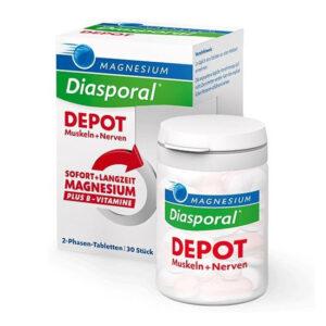 Magnesium Diasporal Depot tabletta - 30db