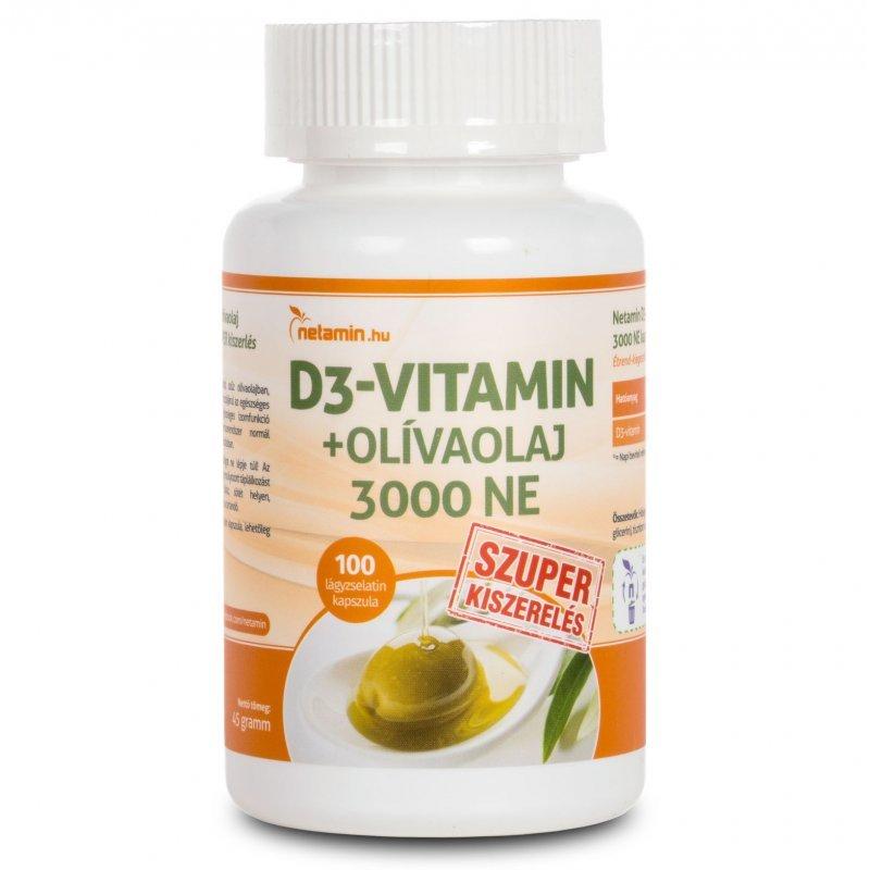 netamin-d3-vitaminolivaolaj-3000-ne-szuper-kiszereles-tabl-100db