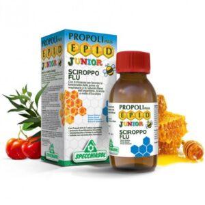 Specchiasol EPID Flu Junior Immuntámogató szirup gyermekeknek - 100ml