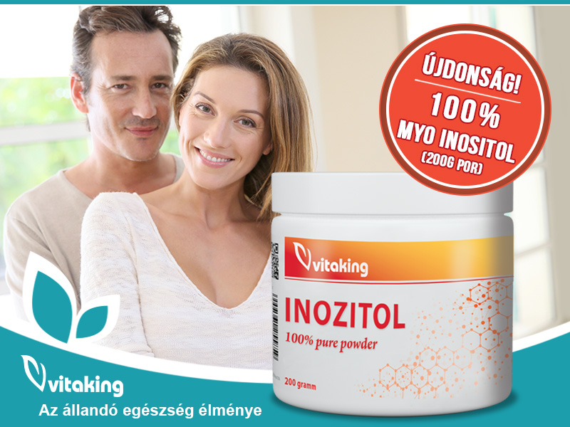 Fogyaszt, inzulinérzékenyítő, és segít áldott állapotba jutni: ez az inozit
