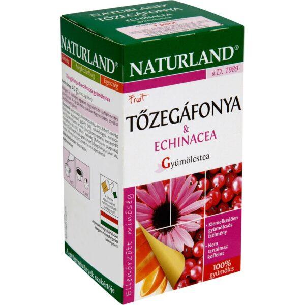 Naturland tozegafonya-echinacea gyumolcstea