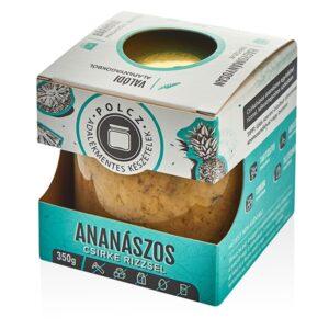 Polcz Ananászos csirke rizzsel