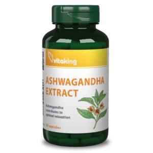 Vitaking Ashwaganda Kivonat - 250mg