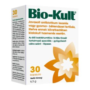 Bio-Kult Bio-Kult kapszula - 30db
