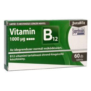 JutaVit B12-vitamin tabletta - 60db