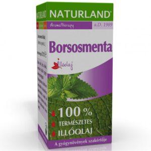 Naturland Borsosmenta illóolaj - 10ml