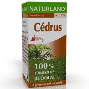 Naturland Cédrus illóolaj - 10ml