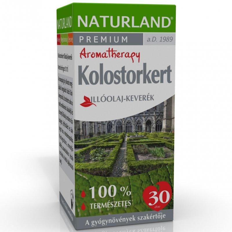 Naturland Kolostorkert - 10ml
