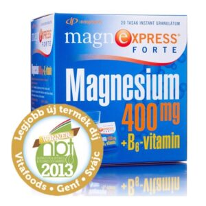 InnoPharm Magnexpress Forte 400g granulátum - 20db