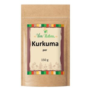 Viva Natura Kurkuma por - 150 g