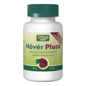Zöldvér Nővér Plusz tabletta - 120db
