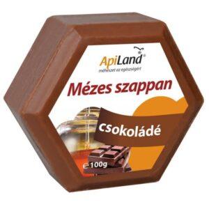apiland-mezes-csokolades-szappan-100g