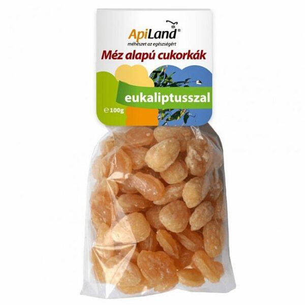 apiland-mezes-eukaliptuszos-cukorkak-100g