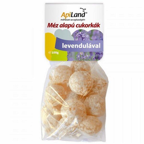 apiland-mezes-levendulas-cukorkak-100g