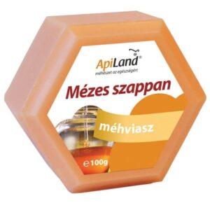 apiland-mezes-mehviaszos-szappan-100g