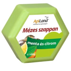 apiland-mezes-mentas-citromos-szappan-100g