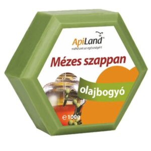 apiland-mezes-olivaolajos-szappan-100g