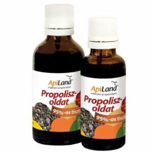 Apiland 95%-os tisztságú propolisz oldat - 30ml
