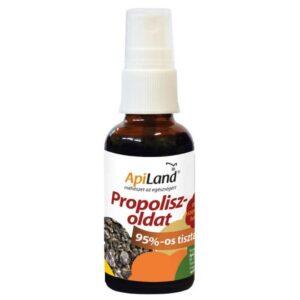 Apiland 95%-os tisztságú propolisz oldat szórófejes - 30ml