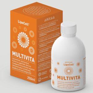 LipoCell Multivita ital - 250ml