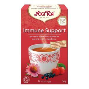 Yogi Bio Immunerősítő tea - 17 filter