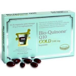 Pharma Nord Bio Quinone Q10 Gold kapszula - 60db