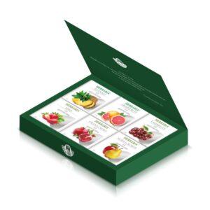 Herbária Kedvenc teáim - gyümölcsös - 6x5 filter