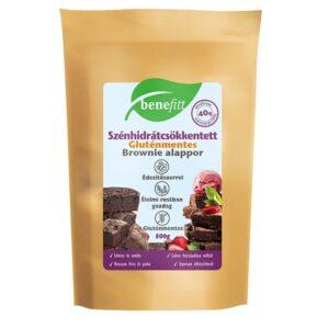 Interherb Benefitt gm szenhidrat csokkentett brownie lisztkeverek