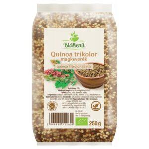 Biomenü Bio Quinoa trikolor magkeverék – 250g