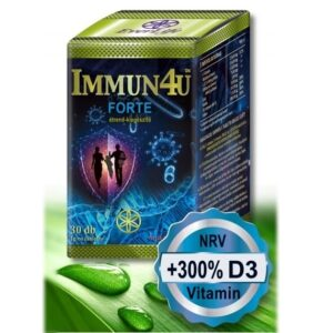 Immun4U Forte tabletta