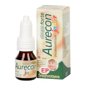 Aurecon Forte Junior fülcsepp - 10ml