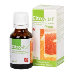 Citrovital csepp - 25ml