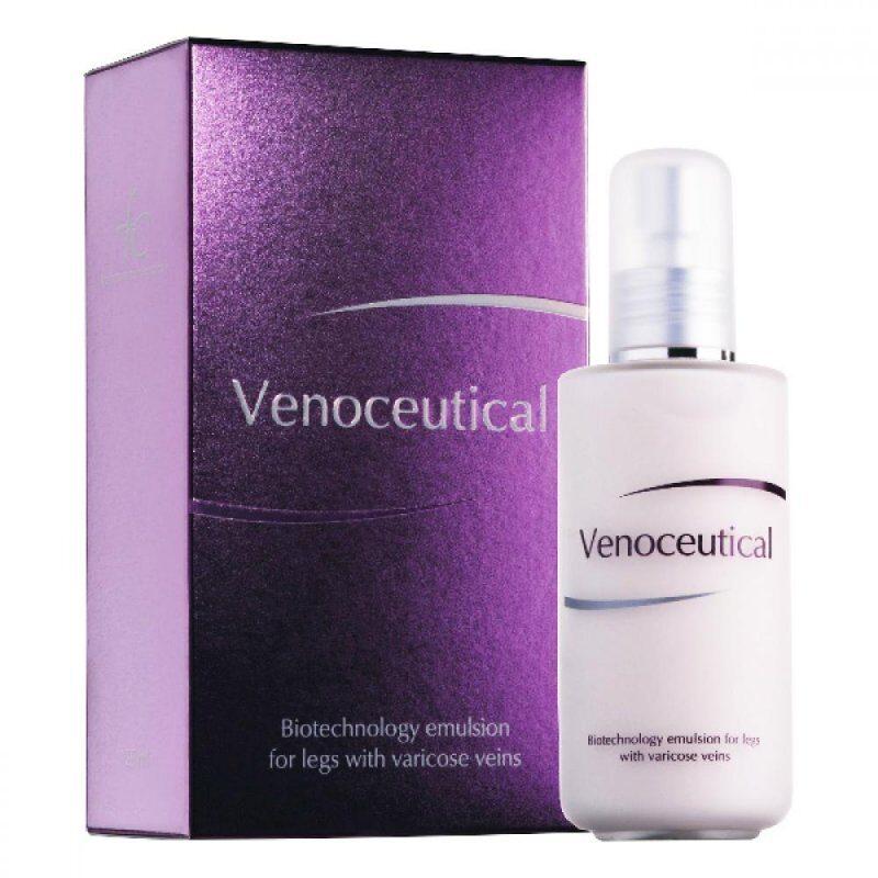 FC Venoceutical emulzió visszérre - 125ml