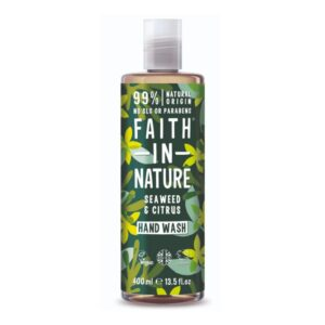 Faith in Nature Bio tengeri hínár folyékony kézmosó - 400ml